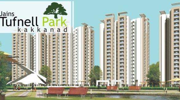 Jains Tufnell Park, Kochi - Residential Apartments
