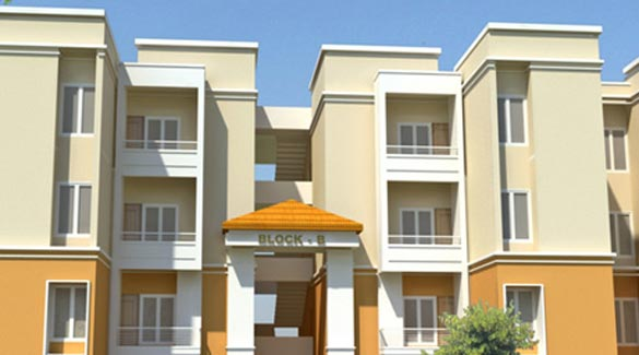 IBD Hallmark Citii, Bhopal - Luxurious Apartments