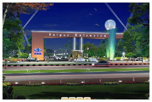 Jaipur Extension, Jaipur - Residential Township