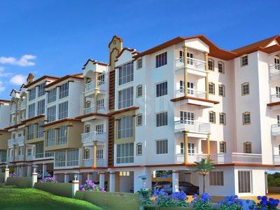 Micasa, Goa - 2 & 3 BHK Apartments