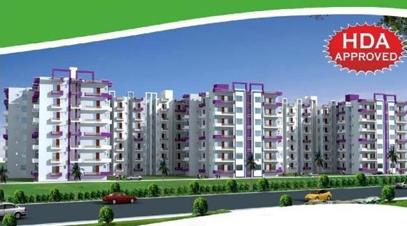 Raghu Nath Township Cum Mall, Haridwar - Residential Cum Commercial