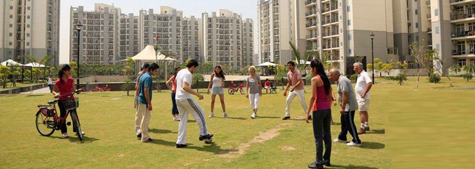 Grand Omaxe, Noida - 2-BHK, 3-BHK + SR, 3-BHK Residential Apartments