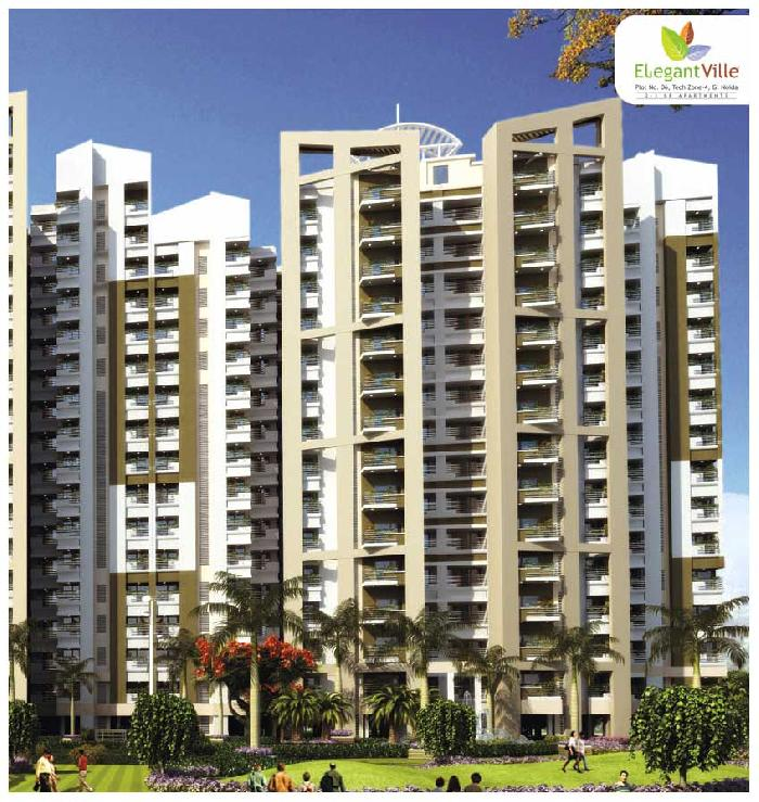 Eliegant Ville, Greater Noida - 2 & 3 BHK Residential Apartments