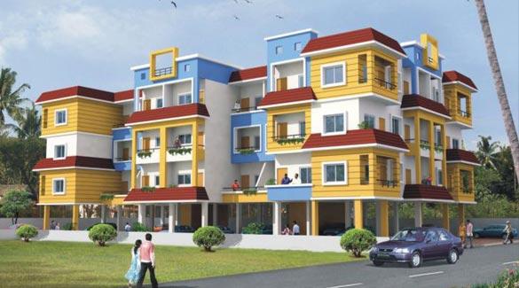 Amrut Sagar Residency, Sindhudurg - Residential Apartments