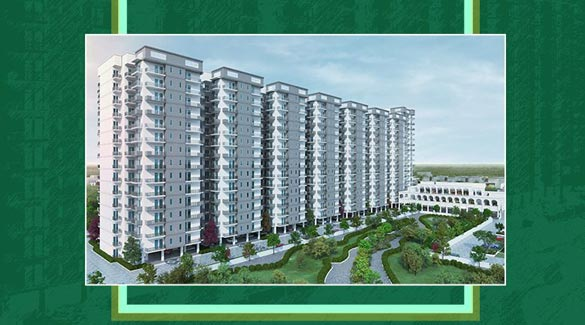 The Roselia, Gurgaon - Residential Apartments