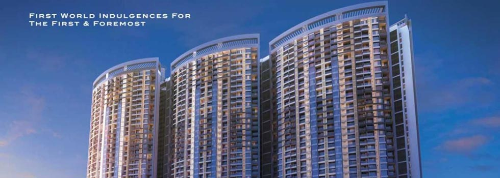 Sai World Empire, Navi Mumbai - 2 & 3 BHK Apartments