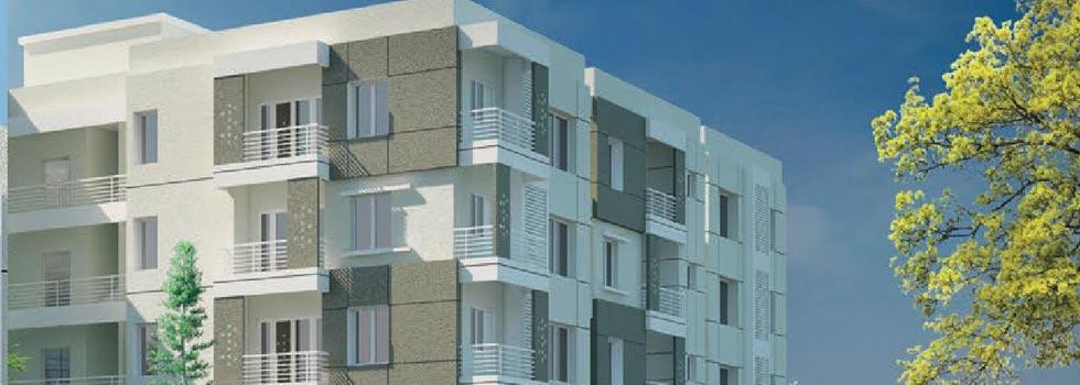 Propulsive Pinnacle, Bangalore - 2 & 3 BHK Apartments