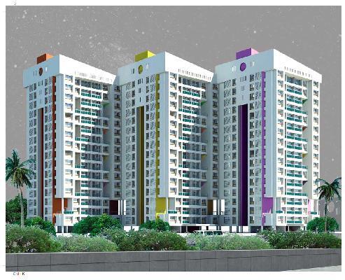 Galaxy, Mumbai - 2 & 3 BHK Residential Apartment