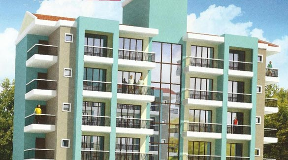 Cunchelim Heights, Goa - Residential Apartments