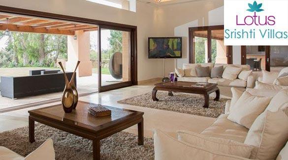 Lotus Srishti Villas, Ghaziabad - Residential Villas