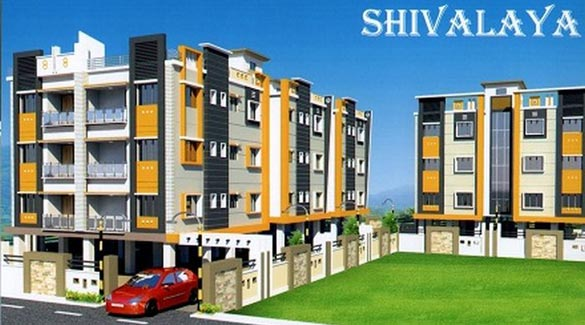 Shivalaya, Siliguri - Residential Apartments