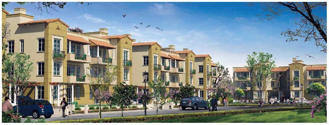 Emerald Floors Select, Gurgaon - Luxury Homes
