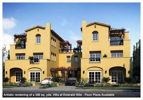 Emerald Hills Villa Plots, Gurgaon - Villas Plots