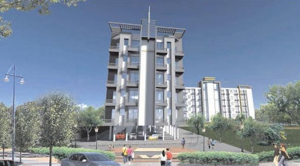 Enfinity Height, Lucknow - Residential Apartments