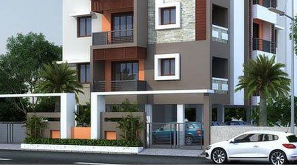 The Palm, Goa - Studio, 1 & 2 BHK Apartments