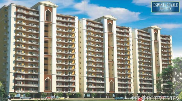 TDI Espania Royale Heights, Sonipat - 2, 3 BHK Residential Apartments
