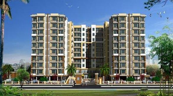 Euro Exotica, Jaipur - 2 & 3 BHK Multistorey Apartments for sale at Jaipur