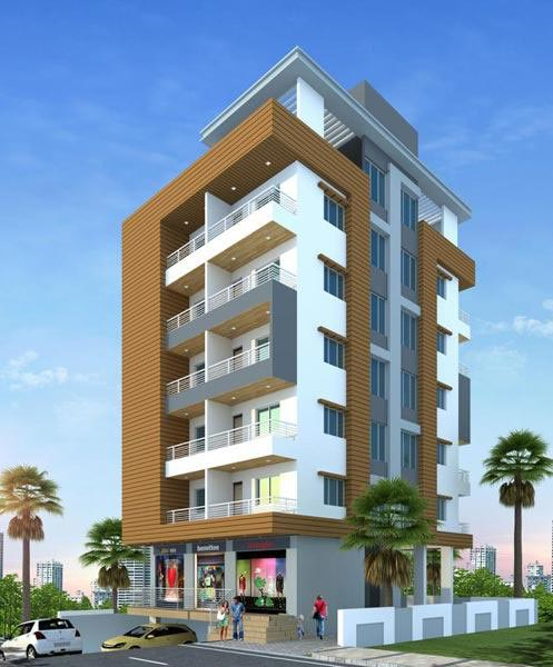 Shivam Heights, Pune - Residential Cum Commercial for sale