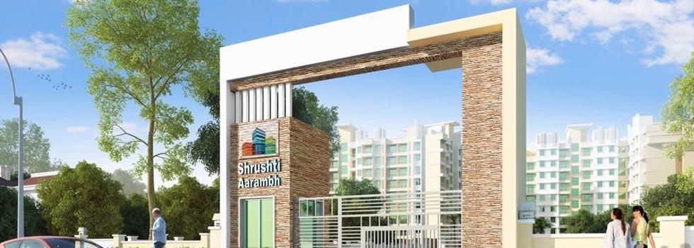 Shrushti Aarambh, Mumbai - Residential Apartments for sale