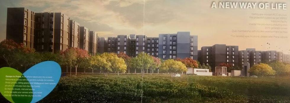 Prana, Siliguri - Residential Apartments for sale