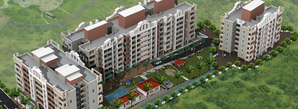 Raj Ryle Residency, Goa - 2 & 3 BHK Apartments for sale
