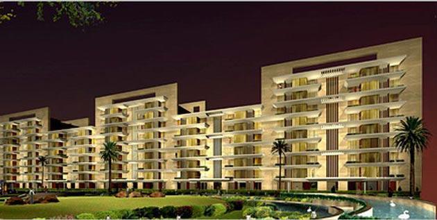 TDI City, Sonipat - Flats and floors