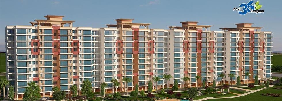 AVL 36 Gurgaon, Gurgaon - 1 & 2 BHK Apartments