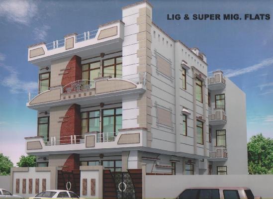 Adarsh Apartment 8, Ghaziabad - Residential Apartment
