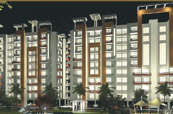 The Alien Court, Ghaziabad - 2/3 Bedroom Apartments