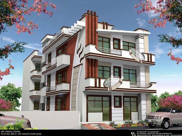 Rajyan Apartments, Ghaziabad - Luxurious Apartments