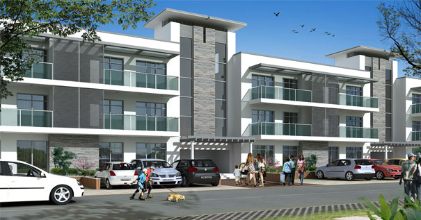 Omaxe Cassia, Chandigarh - Residential Flats & Apartments