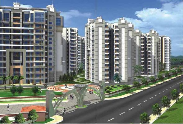 Grand Square, Sonipat - Flat and penthouse