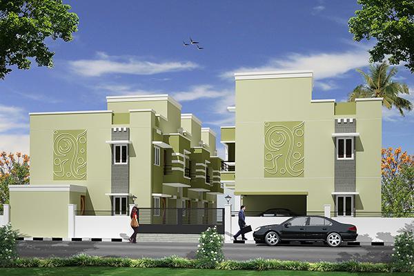 Aavaasa Rakshita, Chennai - Aavaasa Rakshita