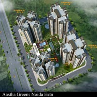 Aastha Greens - Noida Extension, Noida
