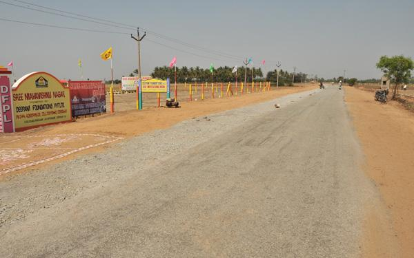 Deepam Sri Mahavishnu Nagar, Kanchipuram - Deepam Sri Mahavishnu Nagar
