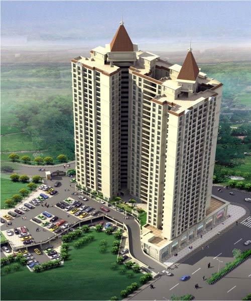 Vijay Galaxy, Thane - 1BHK & 2BHK Apartments