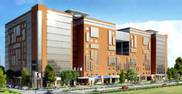 Bestech Business Tower, Chandigarh - Commercial Office Space