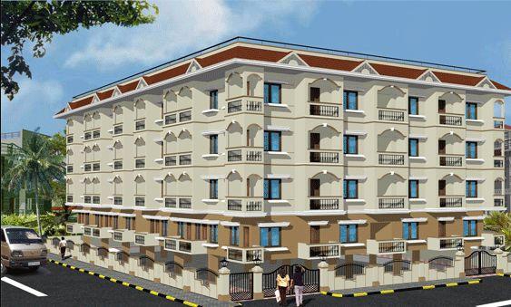 Bindu Jeerawala Residency, Bangalore - Bindu Jeerawala Residency