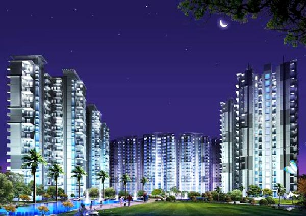 Sunworld Vanalika, Noida - 3/4 BHK Apartments
