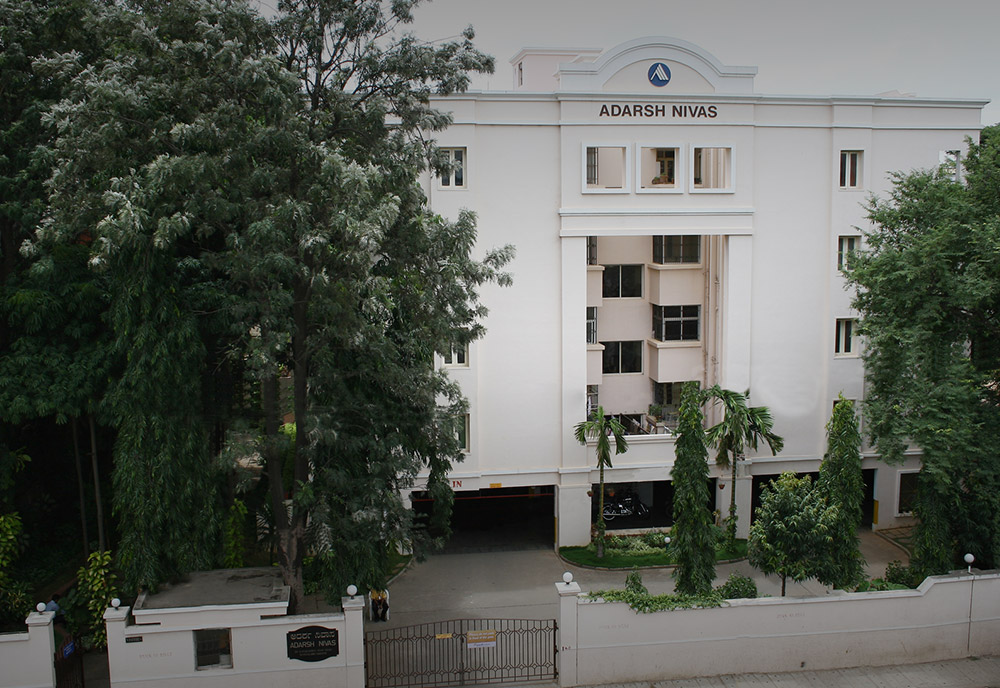 Adarsh Nivas, Bangalore - Adarsh Nivas