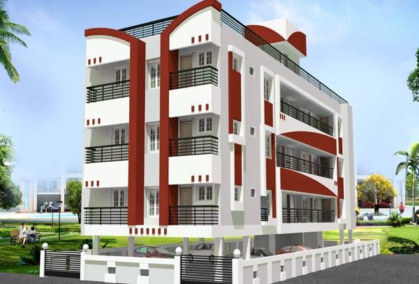 Sai Sabari, Coimbatore - 2 BHK Apartment