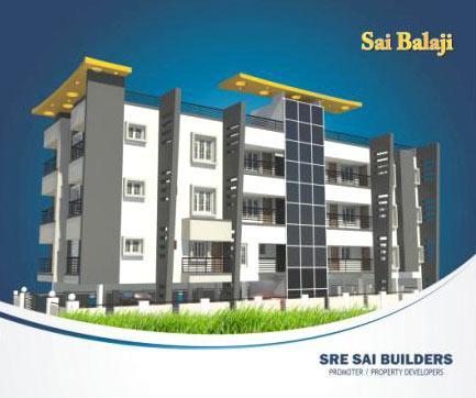 Sai Balaji, Coimbatore - 2 BHK Apartment
