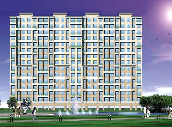 Viva City, Mumbai - Residential Apartments