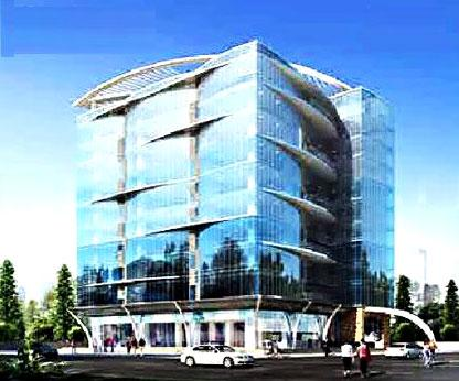 Supreme Headquaters, Pune - Office Space