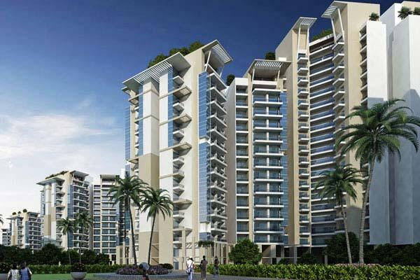 Shri Radha Skygardens, Greater Noida - 2,3 and 4 BHK Luxury Apartments