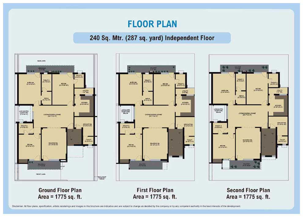 Wave city ghaziabad uttar pradesh india residential plots for 150 sq yards house designs india