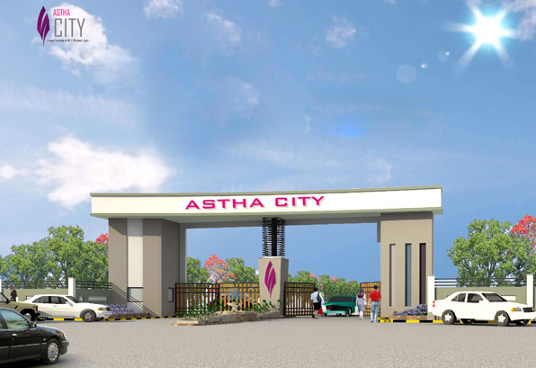 Astha City, Agra - Multi-Storied Apartments