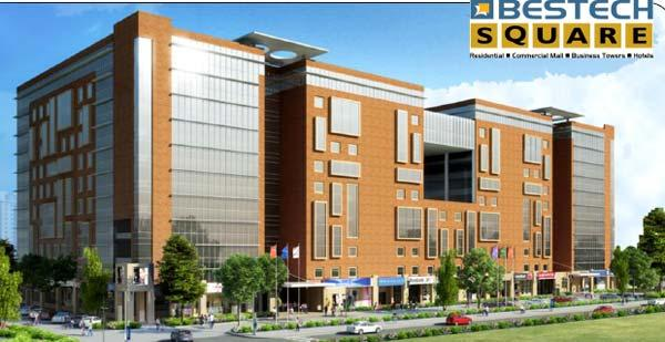 Bestech Square, Chandigarh - 2 & 3 BHK Apartments