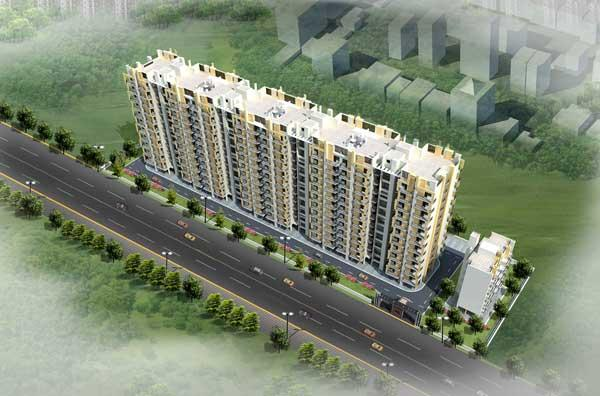 Sushma Green Vista, Zirakpur - Residential Apartments