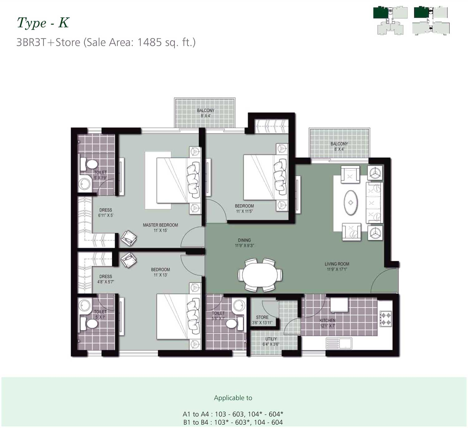 Floor Plans Of Apartments In India TheFloorsCo